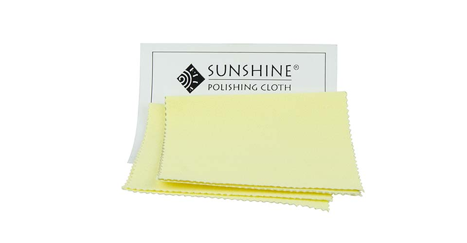 Sunshine Polishing Cloths (pair)