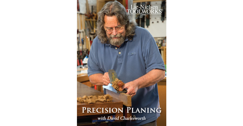 Precision Planing - DVD