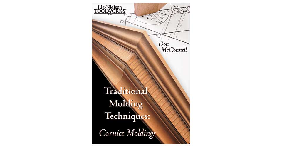 Traditional Molding Techniques: Cornice Moldings - DVD