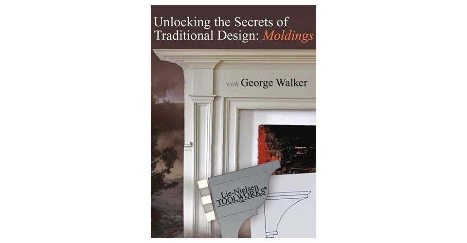 Unlocking the Secrets of Traditional Design: Moldings - DVD