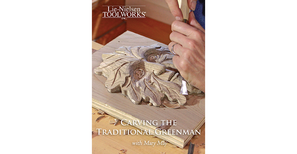 Carving the Traditional Greenman - DVD