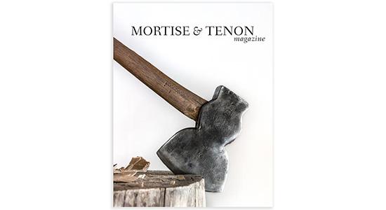 Mortise & Tenon Magazine Issue Four