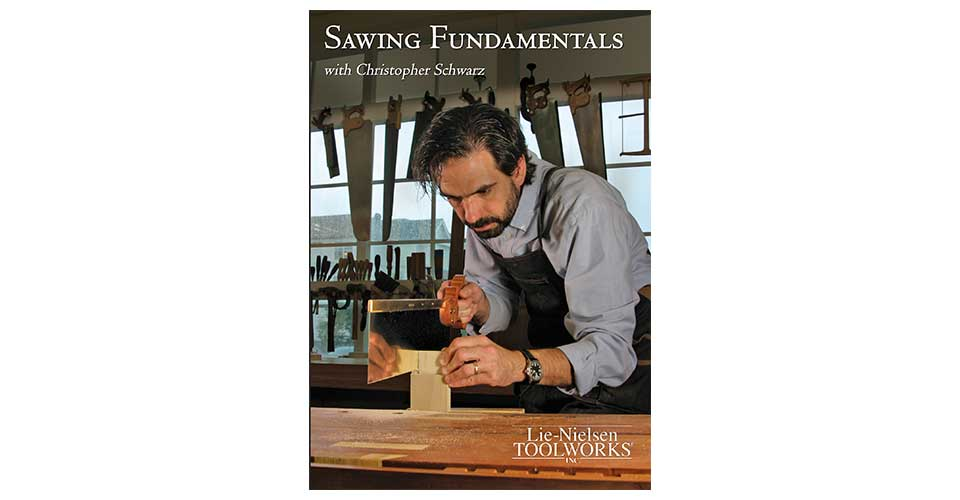 Sawing Fundamentals - DVD