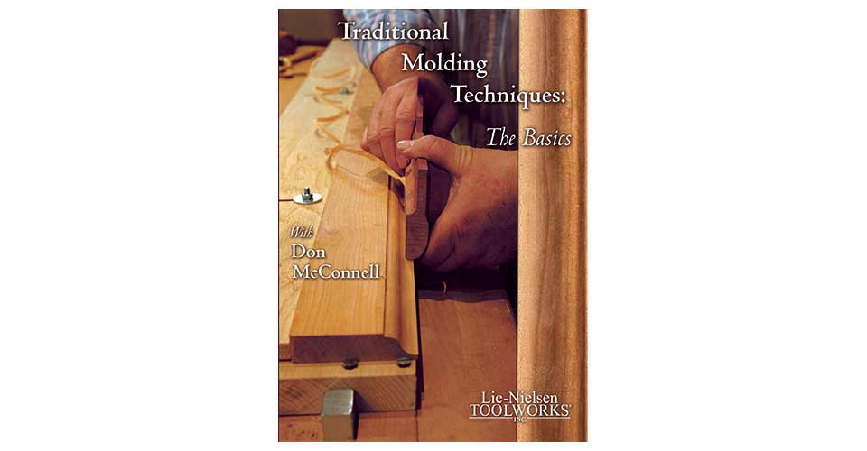 Traditional Molding Techniques: The Basics - DVD