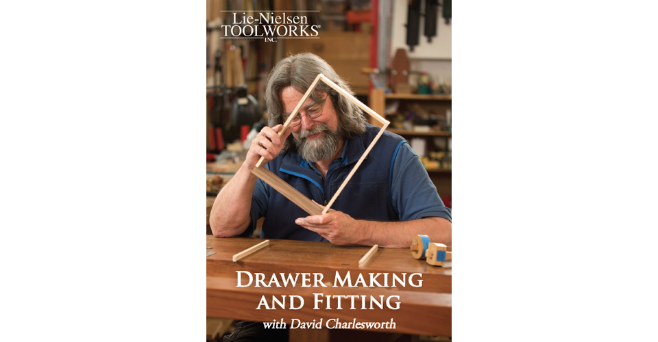 Drawer Making and Fitting - DVD