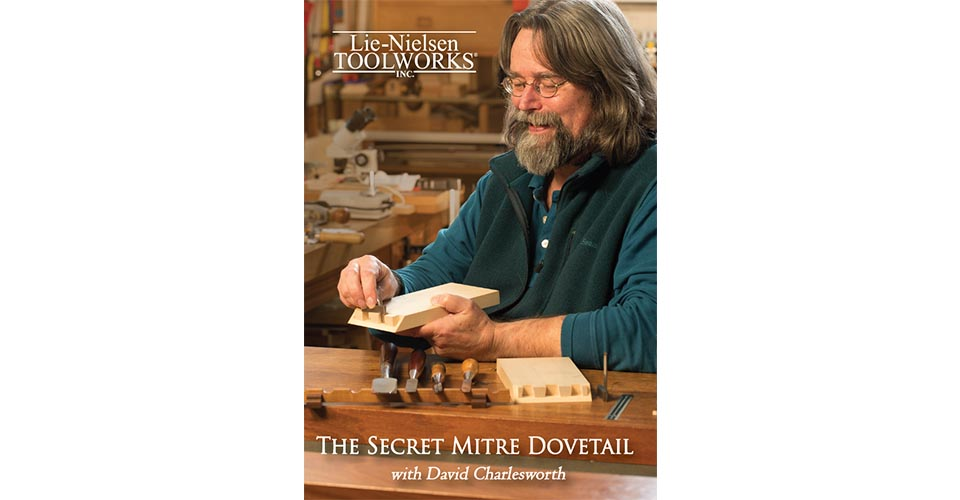 Secret Mitre Dovetail - DVD