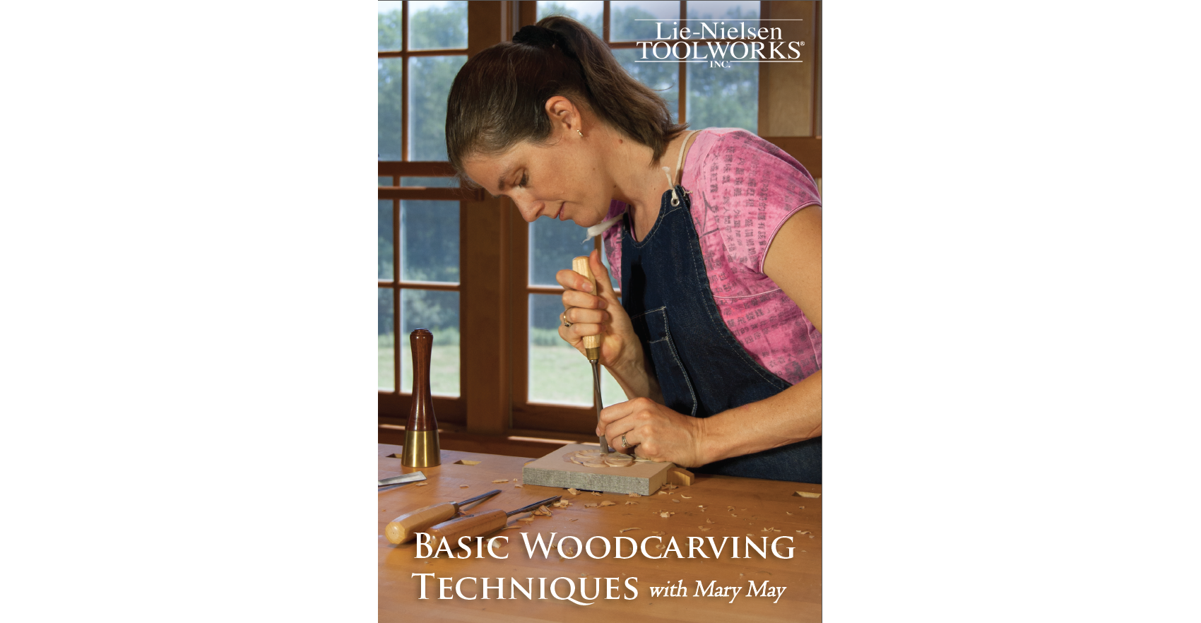 Basic Woodcarving Techniques - DVD