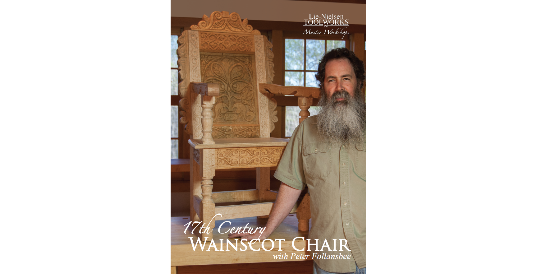 17th Century Wainscot Chair - DVD
