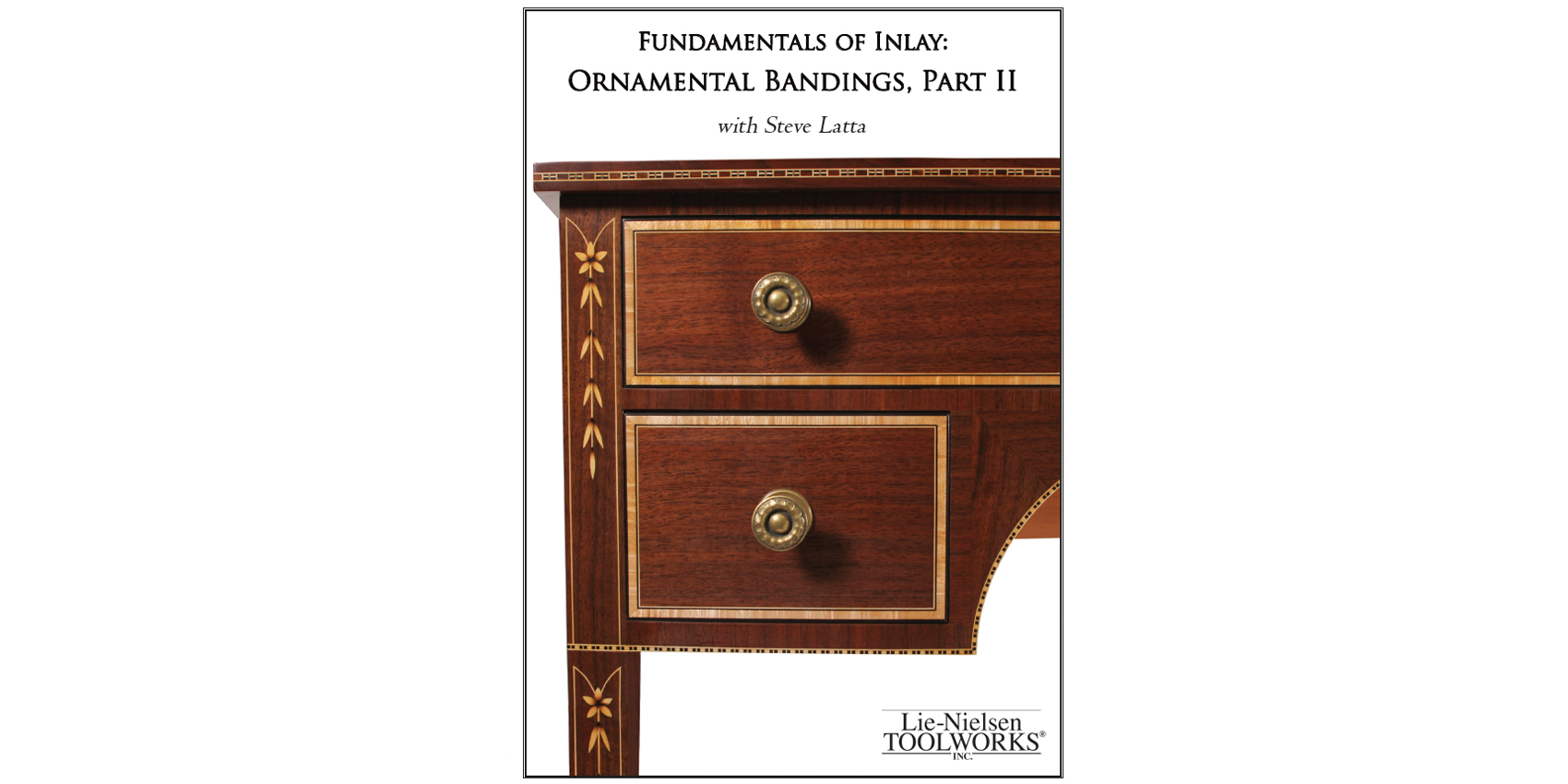 Ornamental Bandings II - DVD