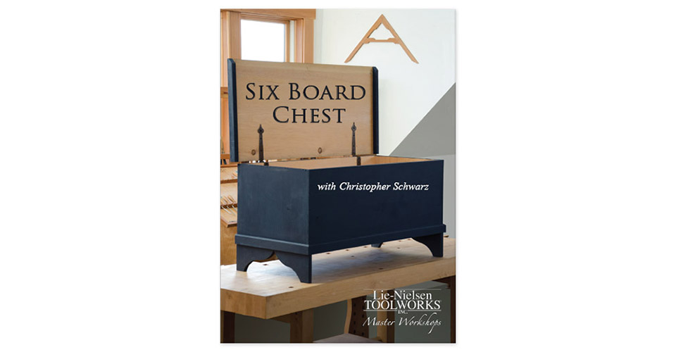Six Board Chest - DVD