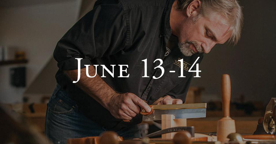 Hand Tools Demystified June - Deneb Puchalski