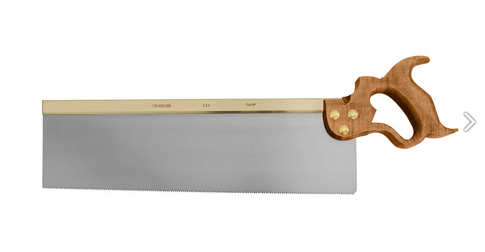 Tapered Tenon Saw