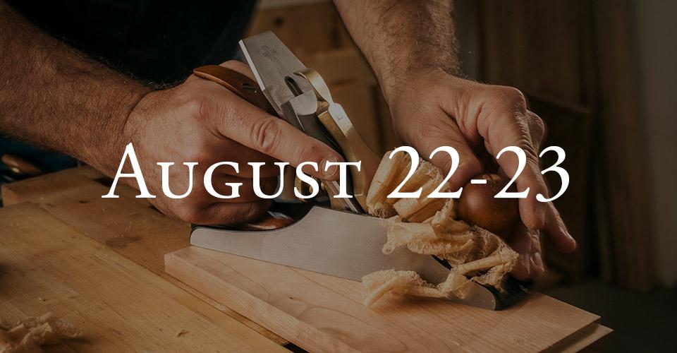 Hand Tools Demystified August - Deneb Puchalski