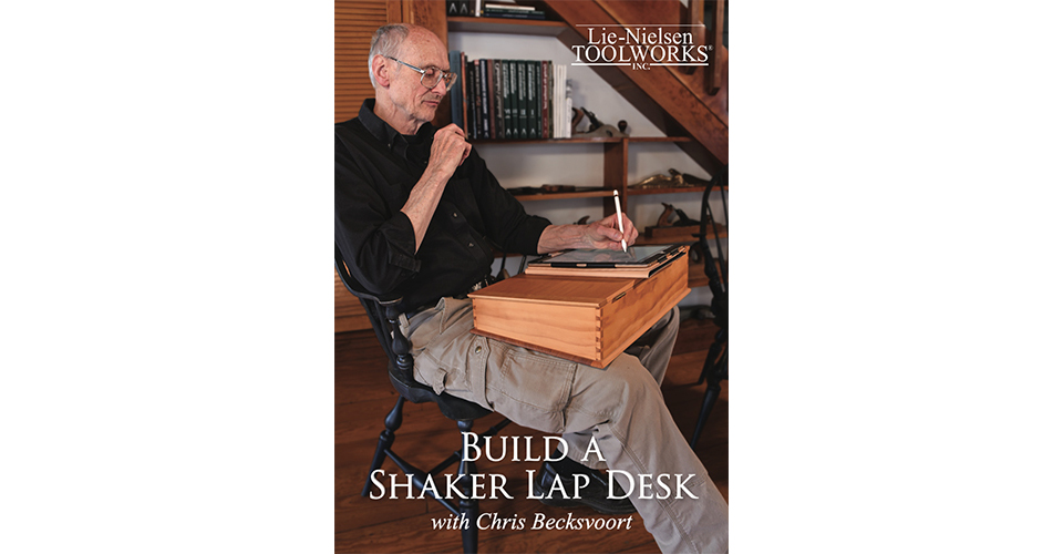 Build a Shaker Lap Desk - DVD