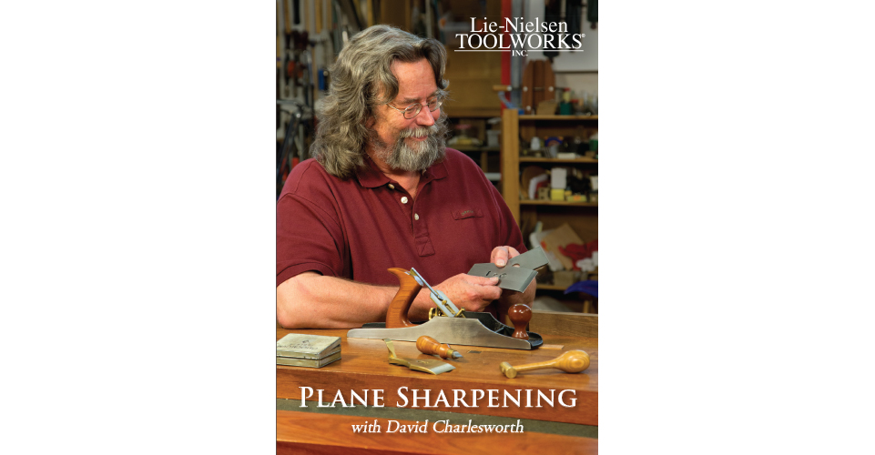 Plane Sharpening - DVD