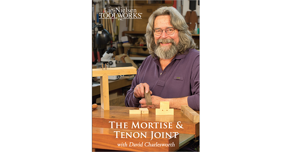 The Mortise & Tenon Joint - DVD