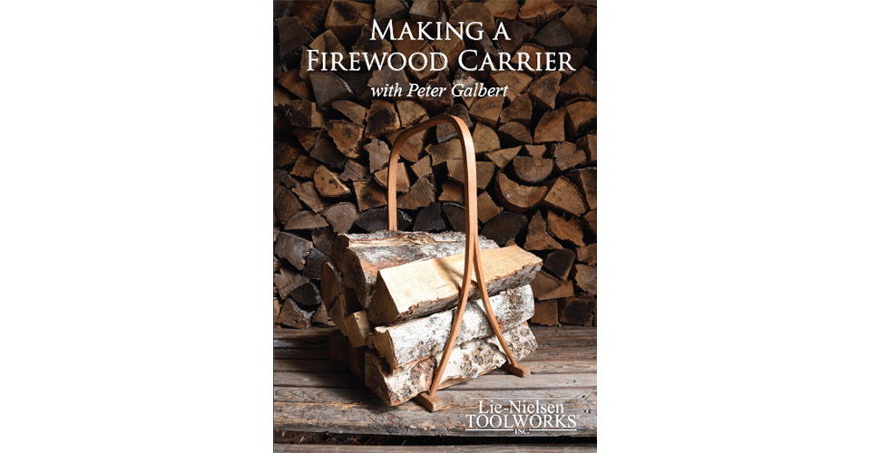Making a Firewood Carrier - DVD