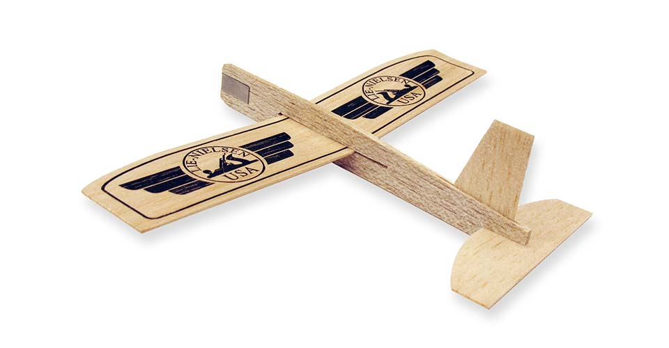 Our First Wooden Plane!