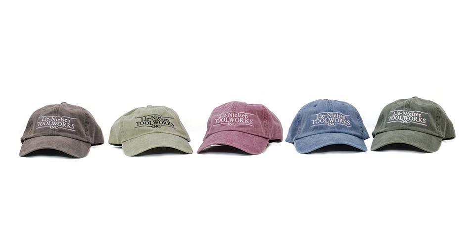 Blue Lie-Nielsen Hat