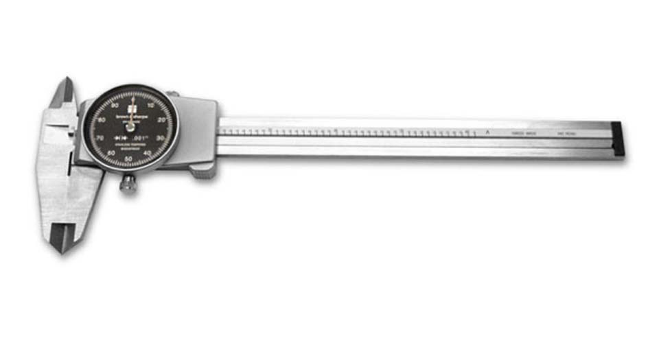 Brown & Sharpe Dial Caliper