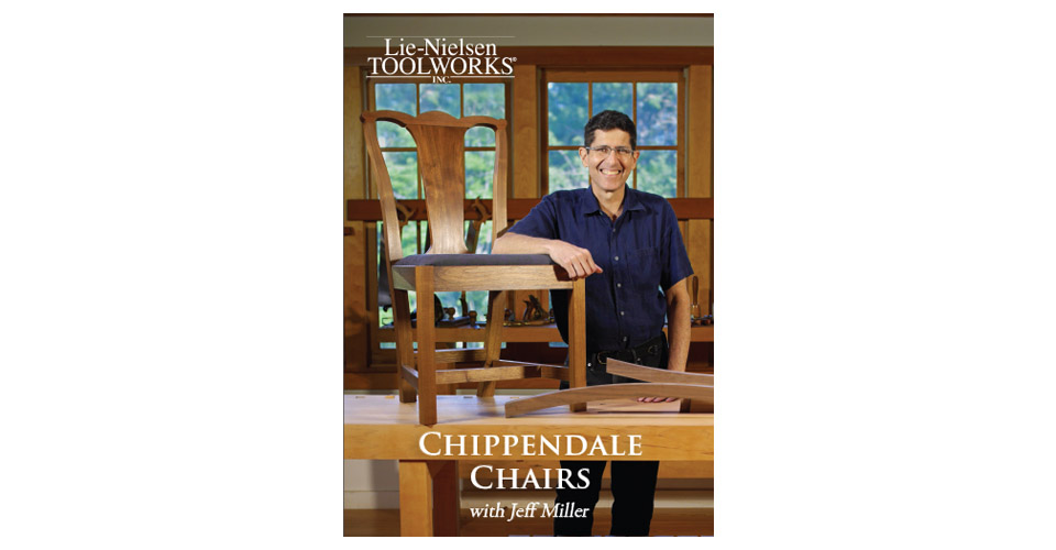 Chippendale Chairs with Jeff Miller