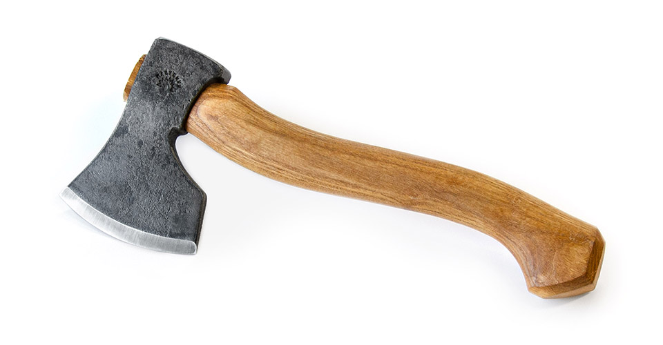 Small Carver Axe by Kalthoff Axes