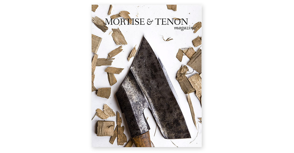Mortise & Tenon Magazine Issue Eight