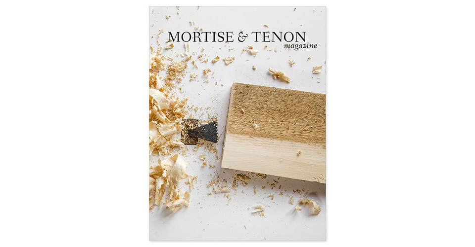 Mortise & Tenon Magazine Issue Seven
