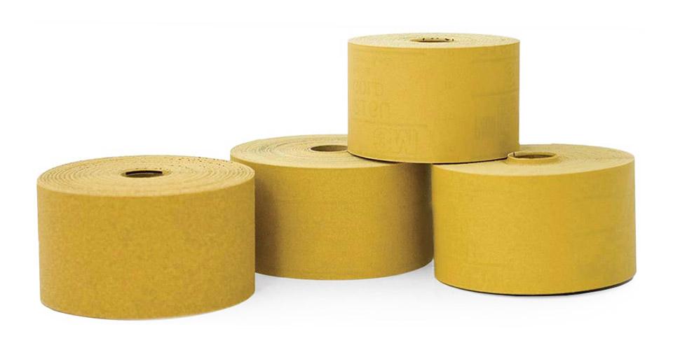 3M Gold Sandpaper - 220 grit