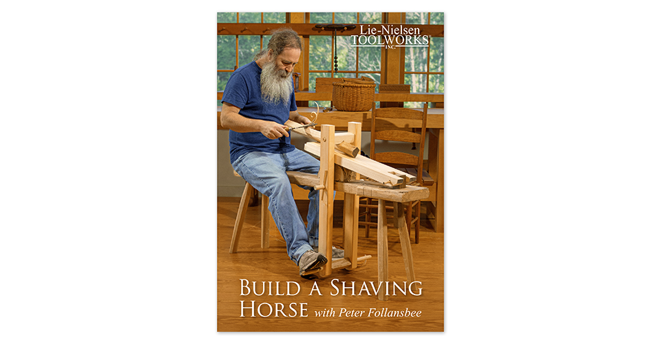 Build a Shaving Horse - DVD