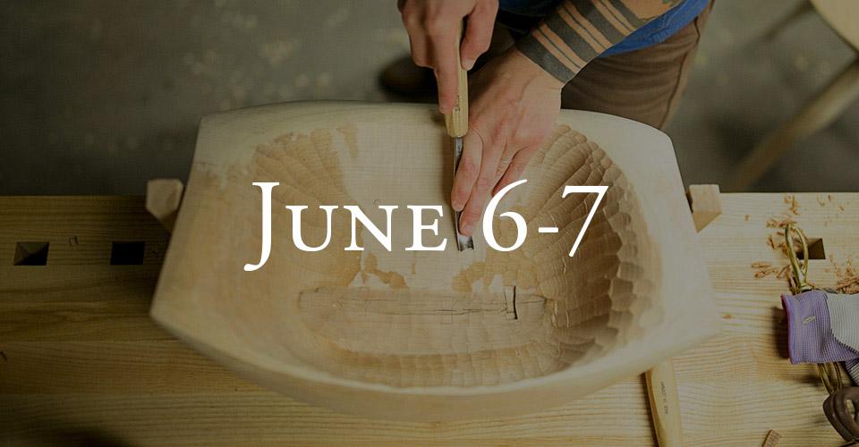 Carved Wooden Bowls - Danielle Rose Byrd